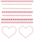 Free Valentine Backgrounds Elements Royalty Free Stock Photography - 3991757