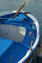 Free Blue Boat Royalty Free Stock Photography - 4034817