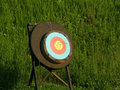 Free Archery Target Royalty Free Stock Images - 4051109