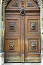 Free Czech Republic, Prague: Ancient Door Stock Photography - 4068532