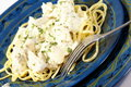 Free Chicken Alfredo Stock Photo - 4069100