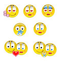 Free Smileys Royalty Free Stock Image - 4076726