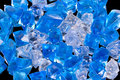 Free Crystals Royalty Free Stock Photo - 4203665