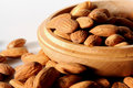 Free Almonds Royalty Free Stock Photo - 4290875