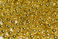 Free Gold Bead Background Stock Photo - 4296300