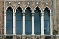 Free Windows Of Venice Royalty Free Stock Photography - 4309417