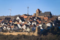 Free The Town Of Neuleiningen In Palatinate, Germany Royalty Free Stock Photos - 4334158
