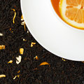 Free Crop Tea. Royalty Free Stock Image - 4410106