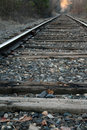 Free Railroad Tracks Stock Photography - 4640922