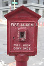 Free City Fire Alarm Stock Photography - 472082