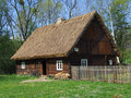Free Old Wooden Hut In Village Stock Photos - 4819033