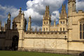 Free All Souls College Stock Image - 4836311