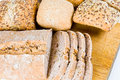 Free Sliced Bread With Bread Buns Stock Photography - 4854322