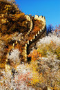 Free Golden Great Wall Royalty Free Stock Images - 4884239