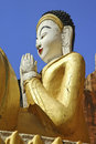 Free Myanmar, Inle Lake: Buddha  Sculpture Royalty Free Stock Photo - 4902185