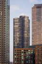 Free Apartment Buildings In Chicago Stock Photography - 4903152