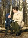 Free Mother With Son Royalty Free Stock Image - 526416