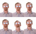 Free Facial Expressions Royalty Free Stock Images - 5200559