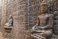 Free Buddha Statues With Figurines Stock Images - 5226984
