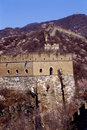 Free The Great Wall Royalty Free Stock Image - 5240286
