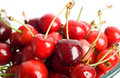 Free Red Cherries Stock Image - 5297871