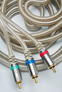 Free Component Video Cable Stock Photos - 5383143