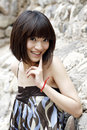 Free Lovely Chinese Girl Royalty Free Stock Image - 5451846