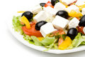 Free Greek Salad Stock Image - 5460991