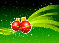 Free Christmas Ball Stock Photography - 5501082
