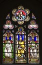 Free Windowpane From St. Germain Auxerrois Gothic Churc Stock Photo - 5563720