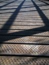 Free Bridge Shadows Royalty Free Stock Photos - 562008