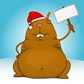 Free Fat Santa Rodent Stock Images - 5646404
