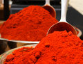 Free Paprika In The Market Royalty Free Stock Image - 5742766