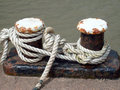 Free Knots In Harbor Stock Images - 5749044
