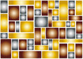 Free Abstract Cubes 2 Royalty Free Stock Image - 5774016