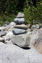 Free Stacked Rocks Stock Image - 5842211