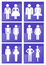 Free Couple Symbol Royalty Free Stock Image - 5918606