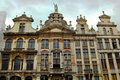 Free Brussels Grand Place Royalty Free Stock Photo - 5943695