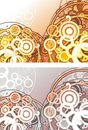 Free Abstract Fon Of Circles Stock Photography - 6036352