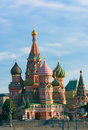 Free Saint Basil S Cathedral In Moscow Royalty Free Stock Photos - 6071828