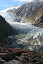 Free Franz Joseph Glacier, New Zealand Stock Photos - 6094923
