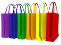 Free Colors Shopping Bags Stock Photos - 6182933