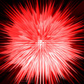 Free Explosion Background Royalty Free Stock Photography - 6195347