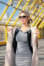 Free Young Blonde In Sunglasses Stock Image - 6197771