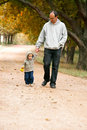 Free Father And Son In Park Stock Photo - 6387590