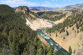 Free The Yellowstone River In Yellowstone NP Royalty Free Stock Photography - 6393027