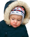 Free Baby Boy In Warm Jacket Stock Photos - 6422663