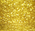 Free Gold Glitter Bokeh Abstract Background Stock Photos - 64947693