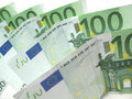 Free Euro Bills Royalty Free Stock Photos - 6524038