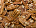 Free Hot Salty Pecans Royalty Free Stock Images - 6568289